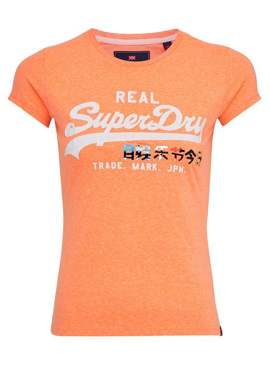 Superdry T-Shirt Logo Foil