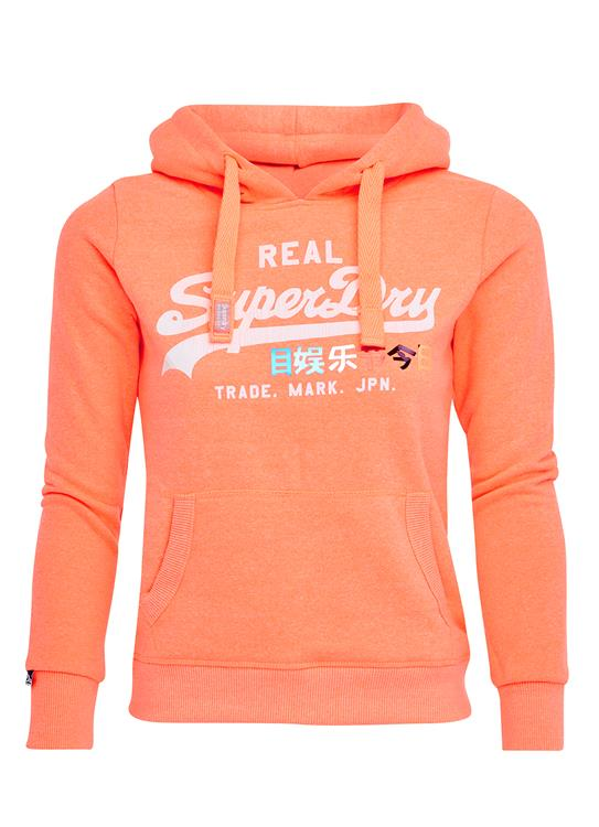 Superdry Sweater Logo Foil