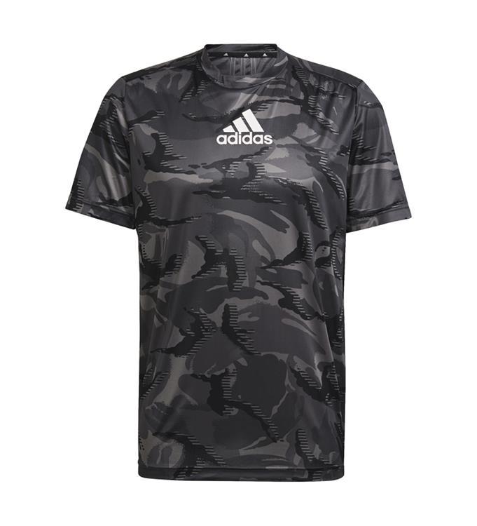 adidas Men Camouflage Graphic T-shirt