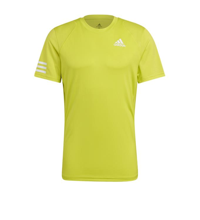 adidas Club Men 3-Stripe Tennisshirt