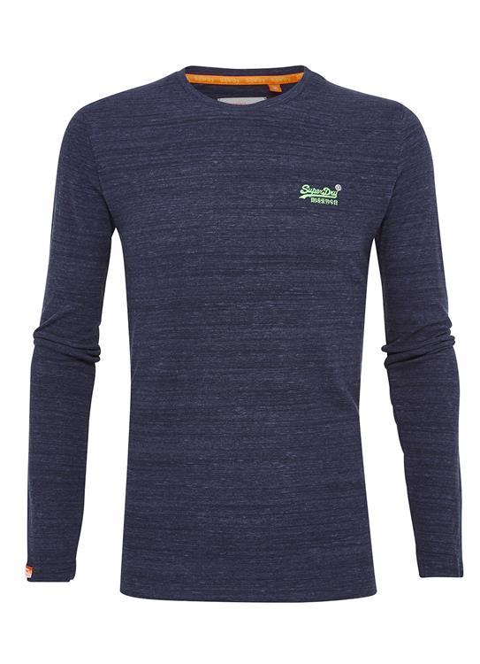 Superdry T-Shirt LS Orange Label