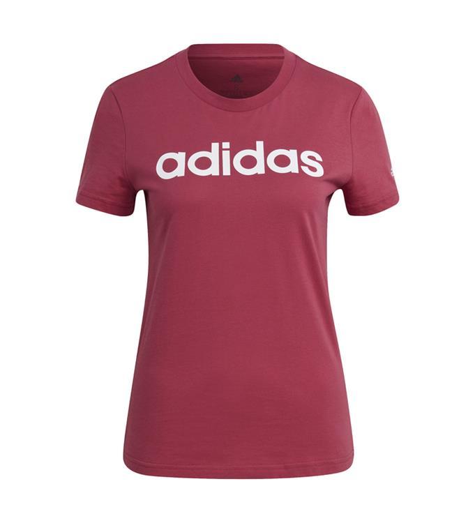 adidas Women Essentials Slim Logo T-shirt