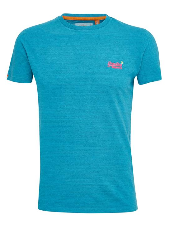 Superdry T-Shirt SS Orange Label