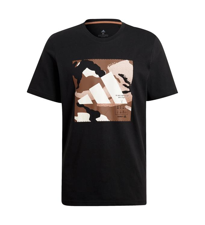 adidas Men Camo BOS T-Shirt