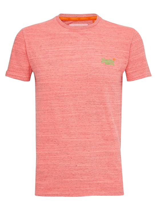 Superdry T-Shirt SS Orange Label