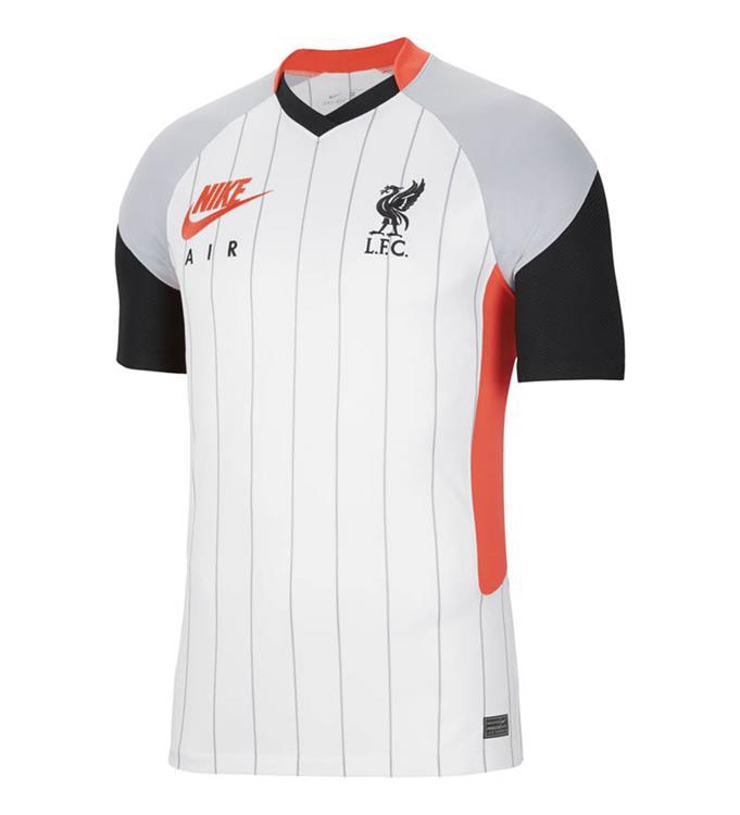 Nike Liverpool F.C. Mens Stadium Shirt 2020/2021