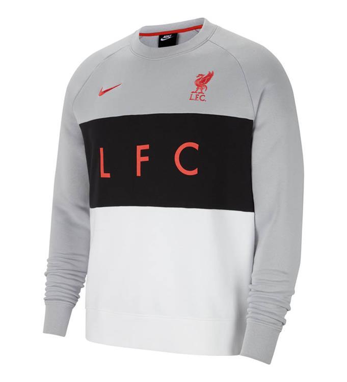 Nike Liverpool FC Crew Mens Sweater 2020/2021