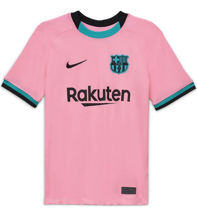 Nike FC Barcelona Derde Shirt 2020/2021 Y