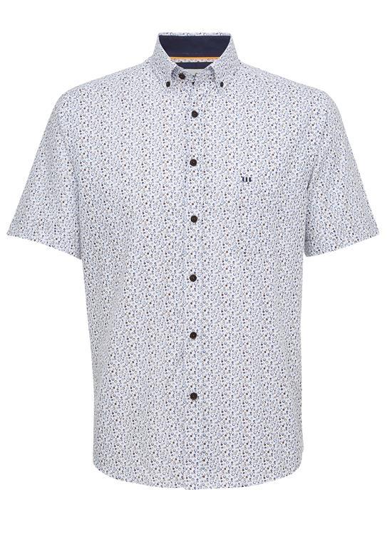 Marco Manzini Overhemd SS Stijn