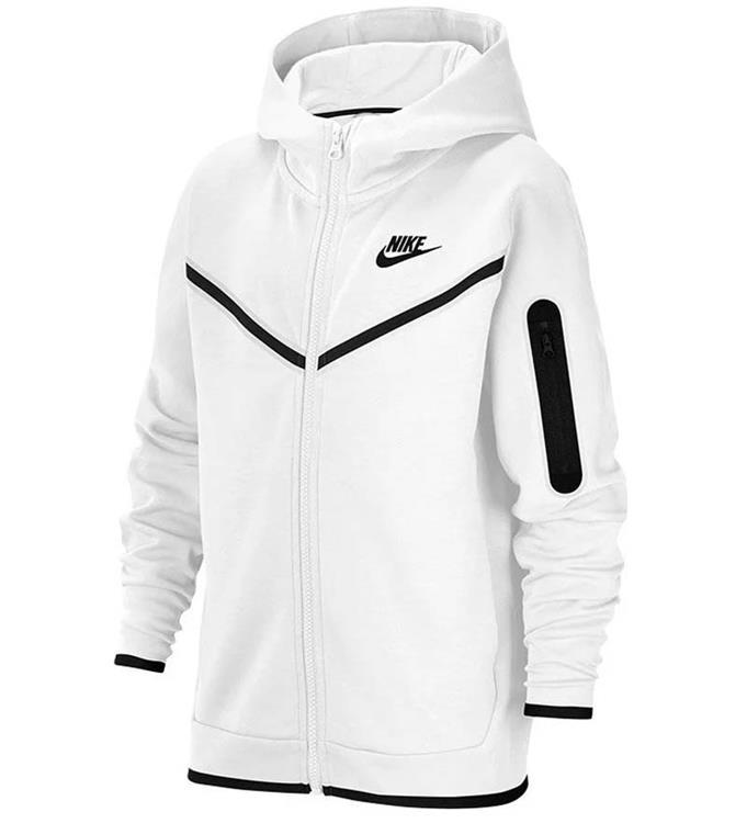 Nike Sportswear Tech Fleece Big Kid Hoodie