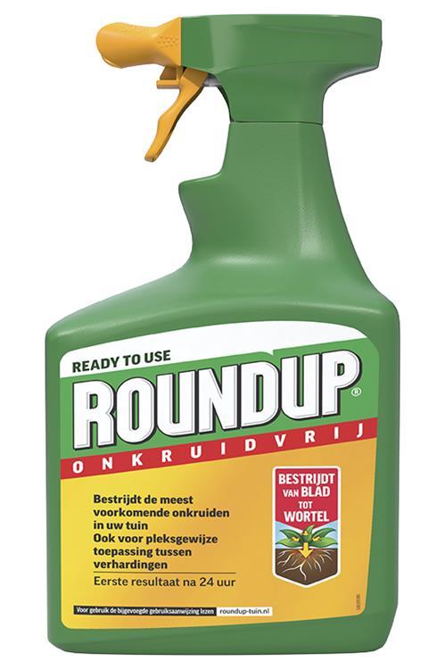 Roundup kant en klaar 1000ml