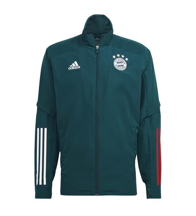 adias FC Bayern Muchen Pre Jacket 2020/2021
