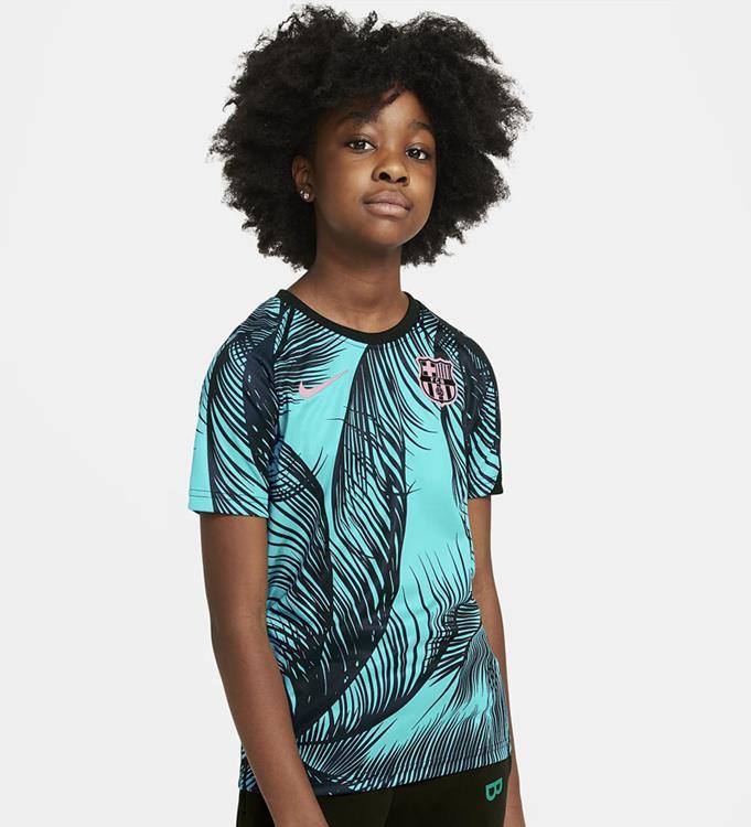 Nike FC Barcelona JR Voetbalshirt 2020/2021