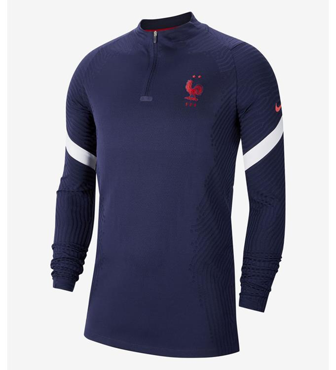Nike Frankrijk Trainingstop Mens 2020/2021