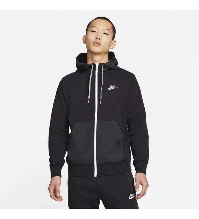Nike Sportswear Mens Full Zip Hoodie
