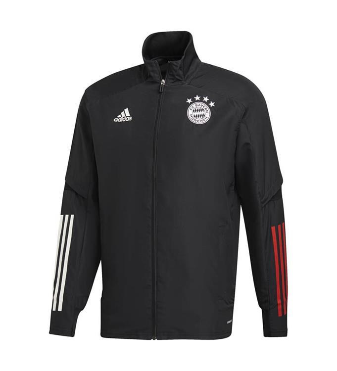 adidas F.C. Bayern Muchen Presentationjack Men 2020/2021