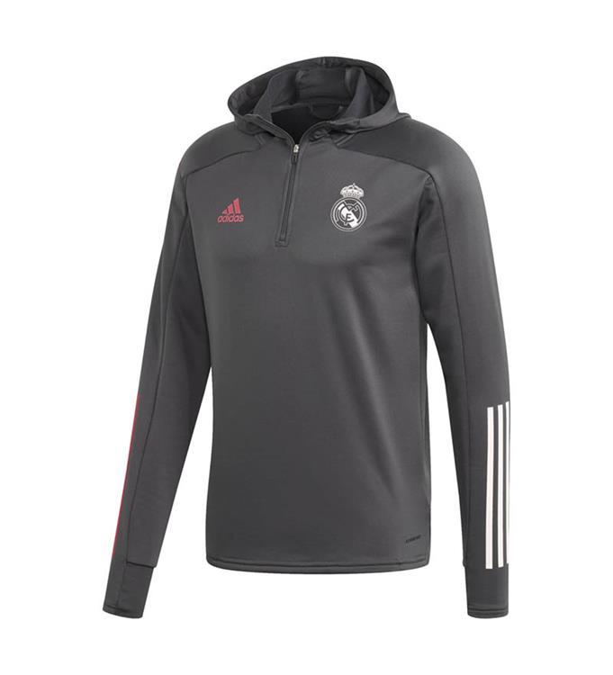 adidas Real Madrid Hooded Trainingstop Men 2020/2021