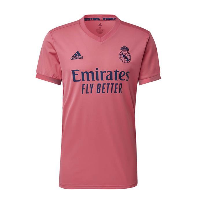 adidas Real Madrid Voetbalshirt Men 2020/2021