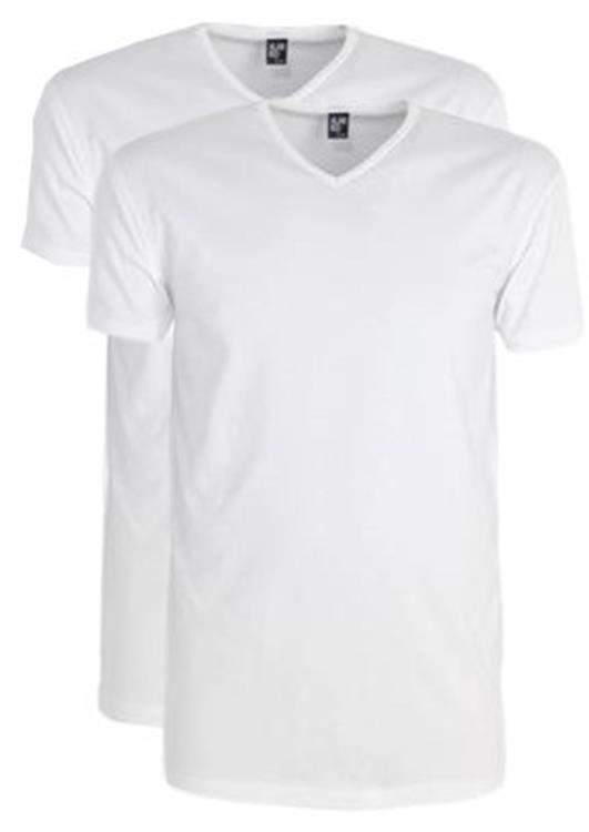 Alan Red T-Shirt 2-Pack OKLAHOMA