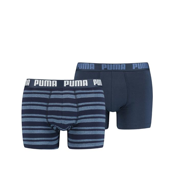 PUMA Heritage Stripe 2-Packed Boxershort
