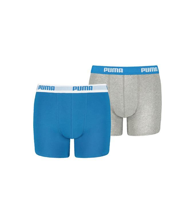 Puma Boys Basic 2-Packed Boxershort