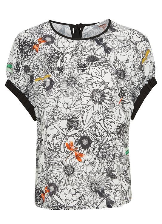 Summum T-Shirt SS Dragonfly