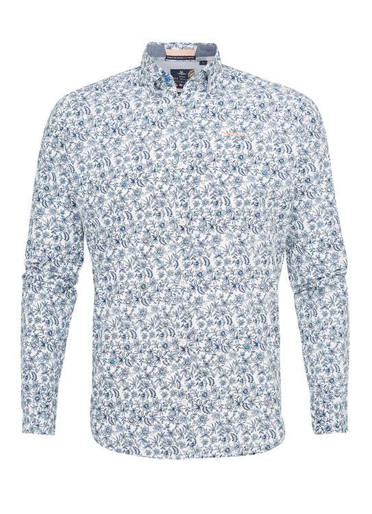 N.Z.A Overhemd Floris