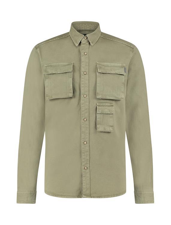 Purewhite Overhemd LM 21010208