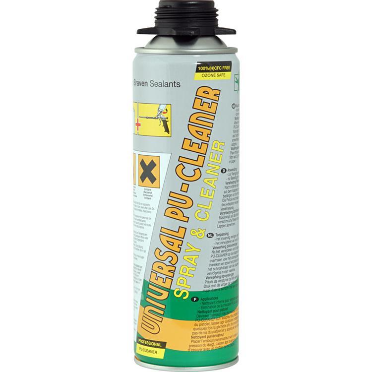 Den Braven Zwaluw universal PU-cleaner 500 ml