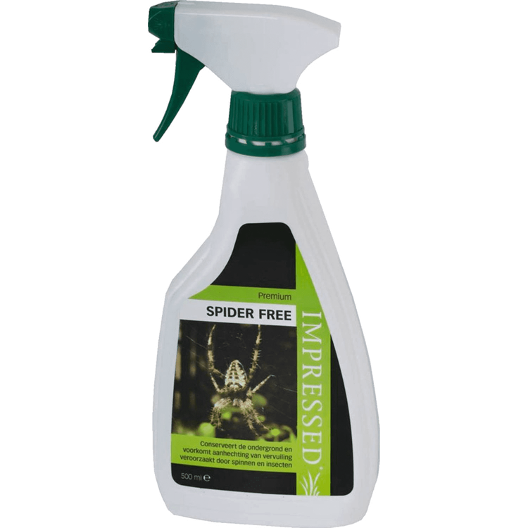 Insect clean Impressed Spin Weg Spiderfree