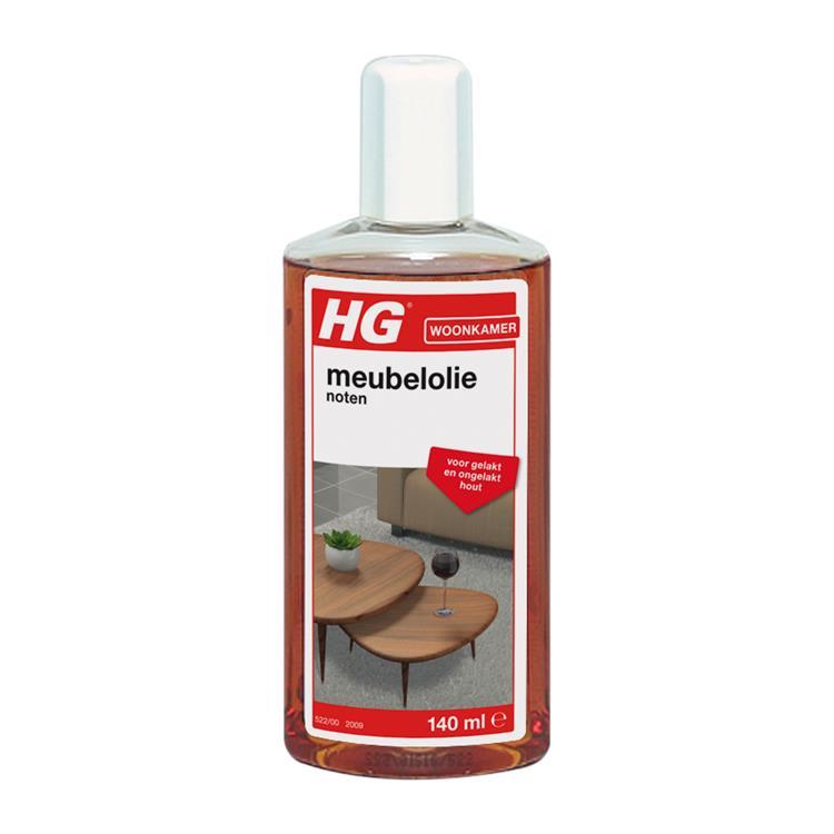 HG meubelolie noten