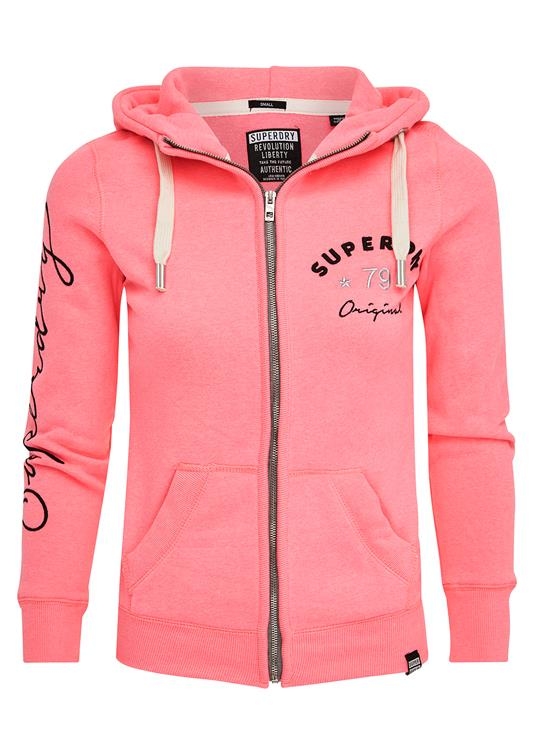 Superdry Sweater Ziphood