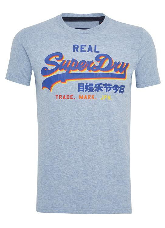 Superdry T-Shirt Cali Drop