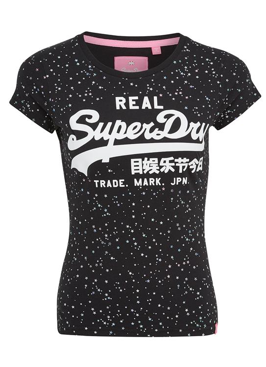 Superdry T-Shirt Logo Star