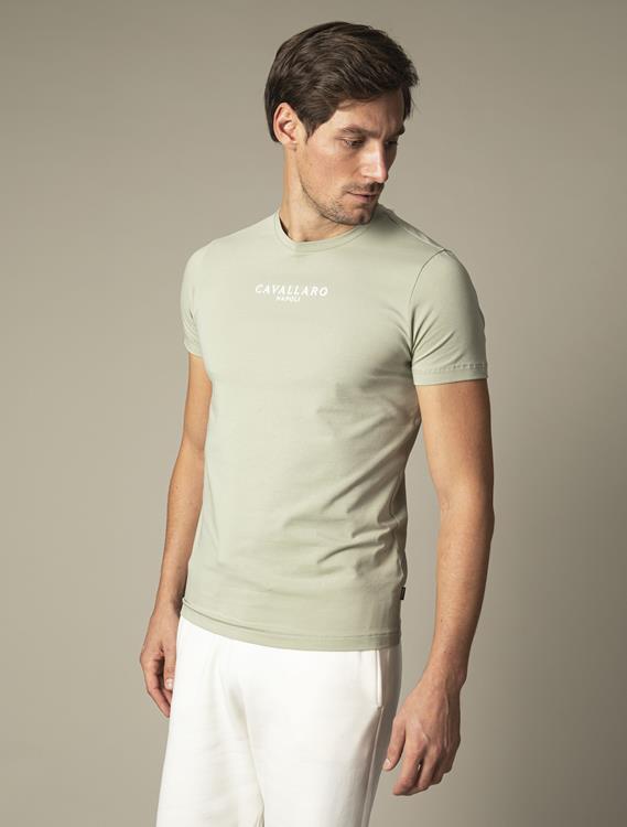 Cavallaro Napoli T-Shirt KM Albaretto