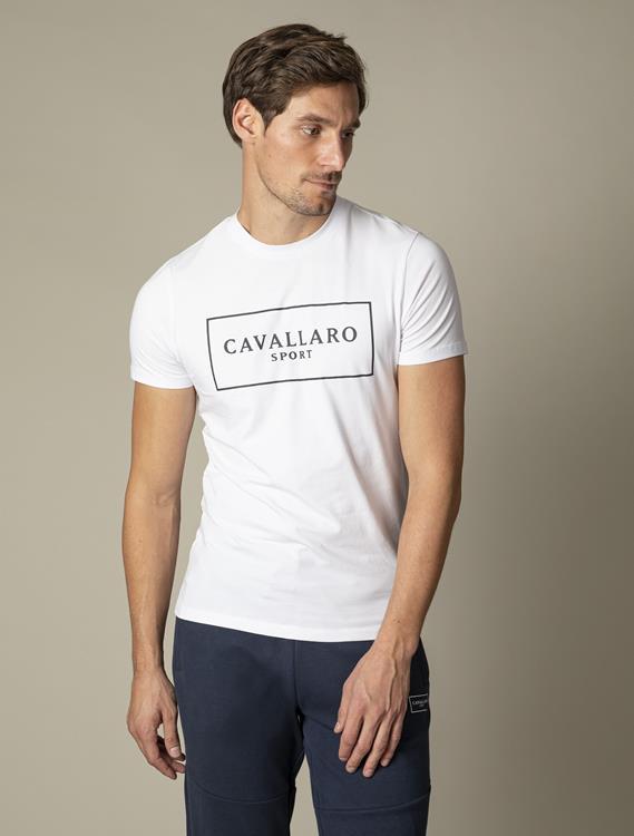 Cavallaro Napoli T-Shirt KM Cavallaro