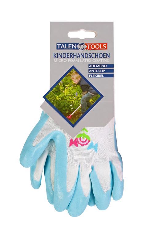 Kinderhandschoen blauw