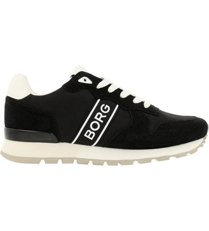 Björn Borg Women R5 Wsh Nyl 0999 Blk Sneakers
