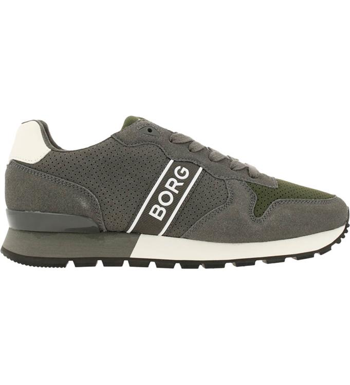 Björn Borg  Men R5 Prf 06 Dgry-Olv Sneakers