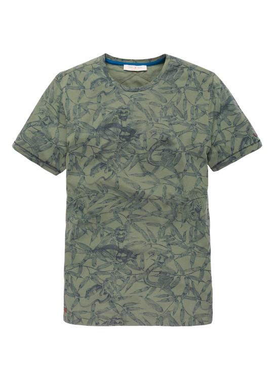 Cast Iron shirt CTSS182331