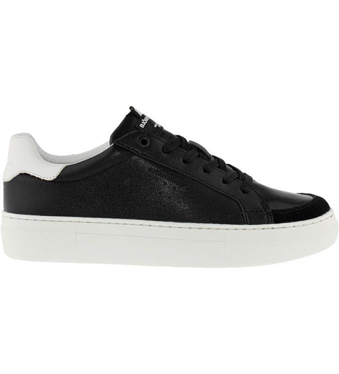 Björn Borg Men T1600 Bsc 0910 Blk-Wht Sneakers