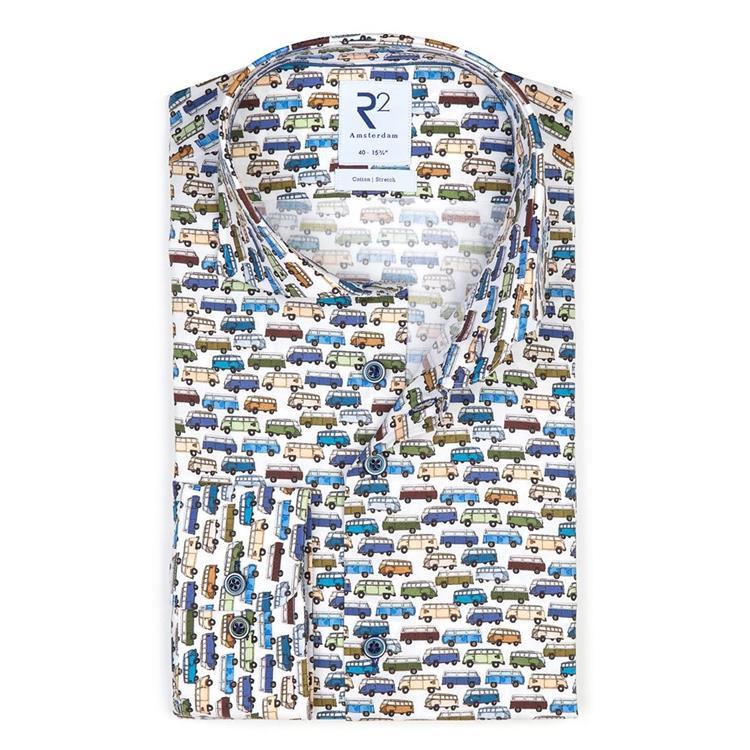 R2 Amsterdam Overhemd  112.WSP.091
