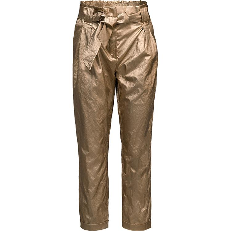 Summum Woman Jeans 4s2069-11316 Trousers gold coated