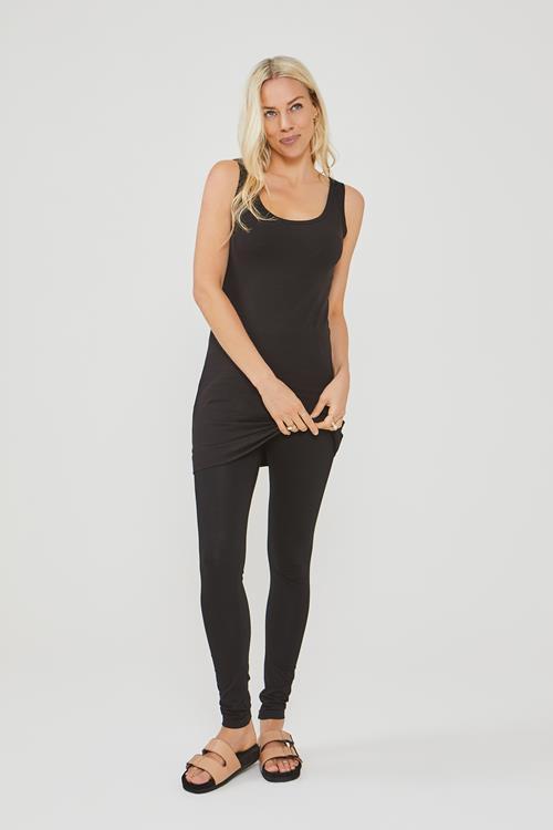 Basic leggings zwart