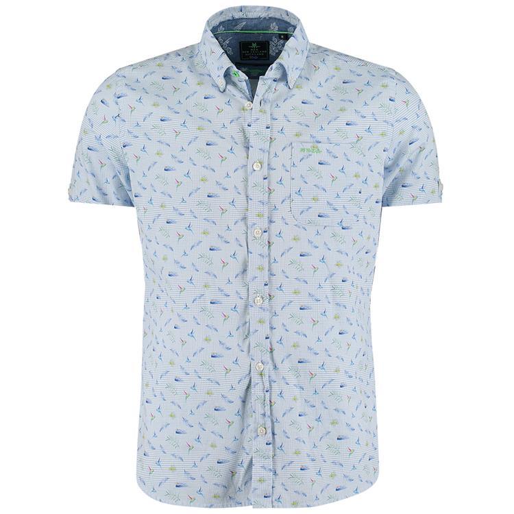 N.Z.A. Overhemd 21CN566S