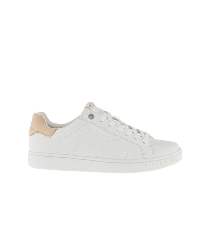 Björn Borg Women T5 Pas Btm 1959 White-Light-Pink Sneakers