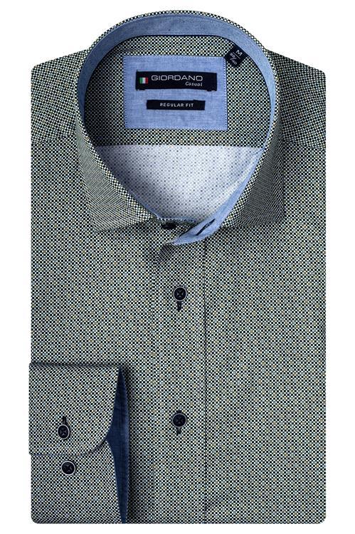 Giordano Overhemd LM PC Edward 207031PC