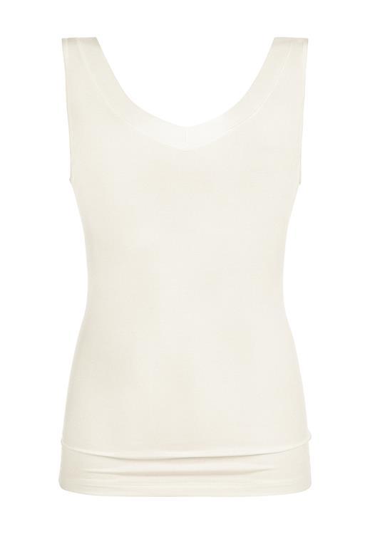 Mey top met brede schouderbandjes Vero