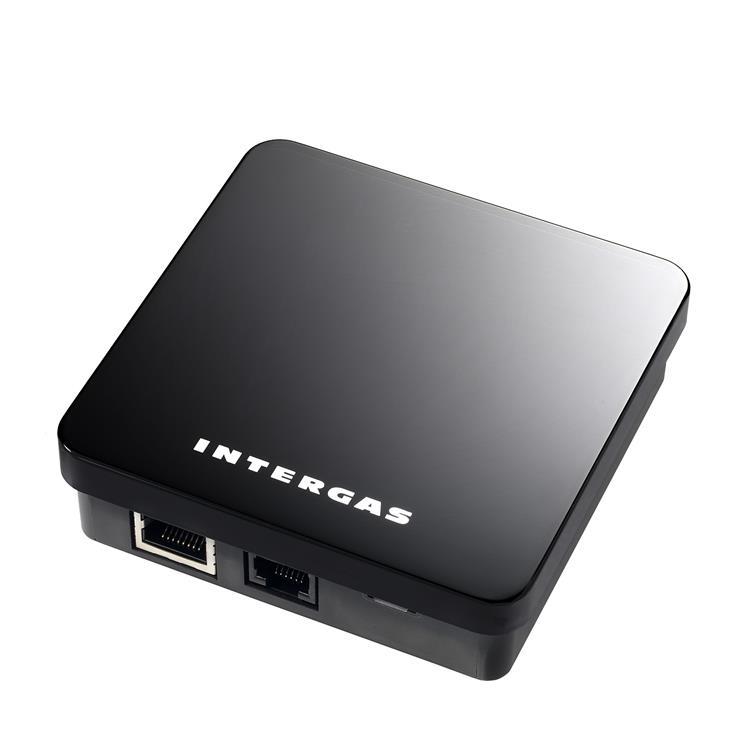 Intergas Incomfort Internet Gateway II - voor Comfort Touch