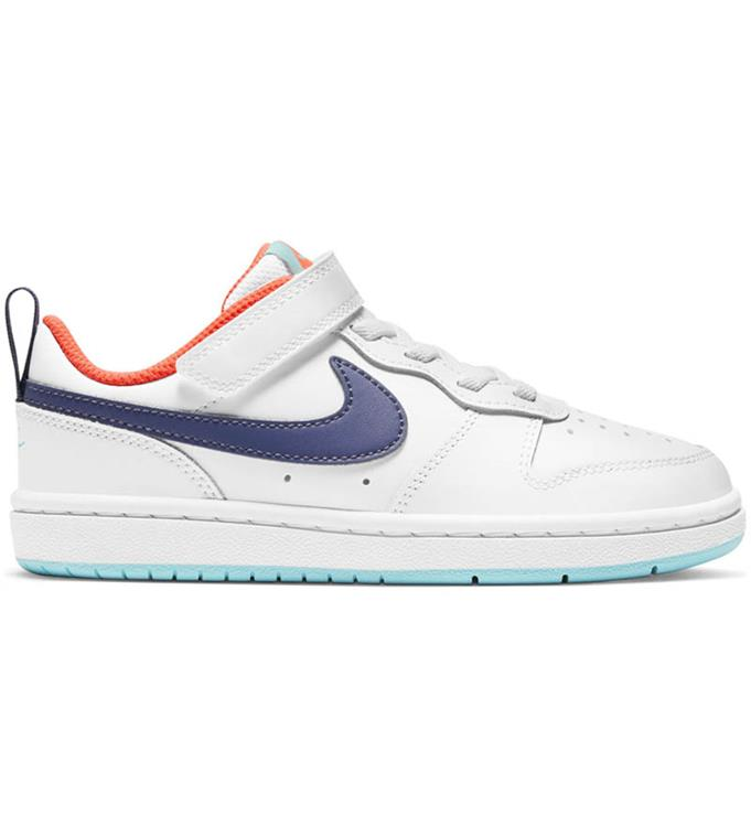 Nike Court Borough Low 2 Jr Sneakers